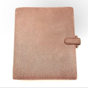 MUST GO! Filofax Finsbury A5 Dusty Rose Planner